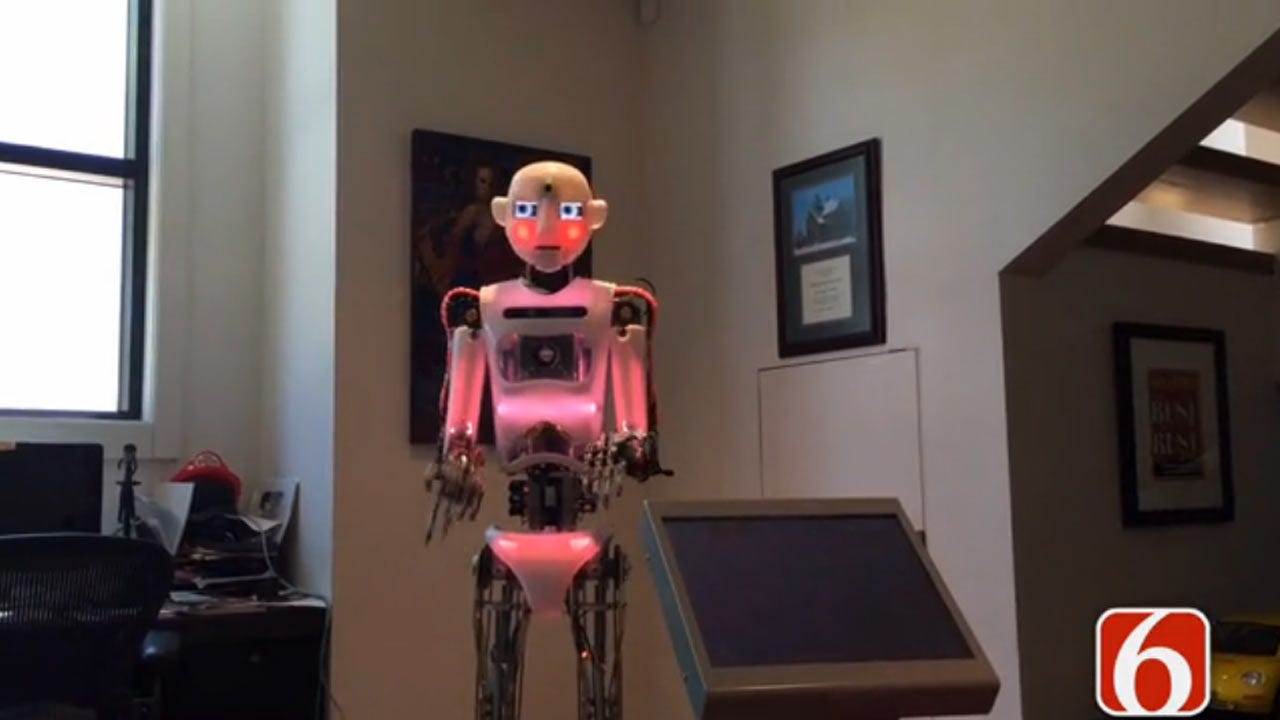 Meet Joppa, A Tulsa Robot You Can Rent