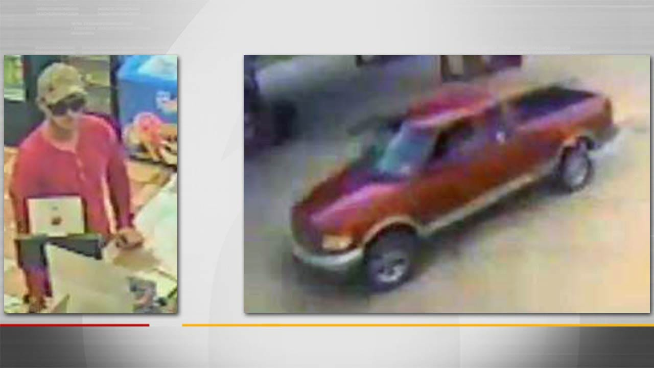 Person Of Interest In Tulsa Armed Robbery Sought By Police