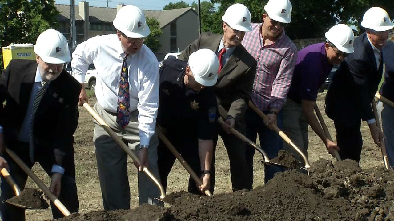 City Of Tulsa Breaks Ground On Second CNG Station