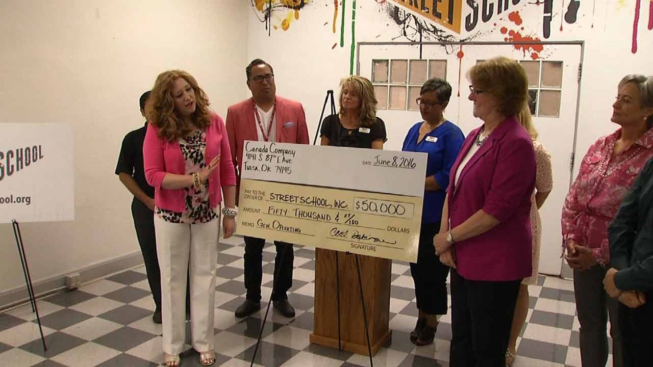 Local Company Matching Up To $50K In Donations For Street School