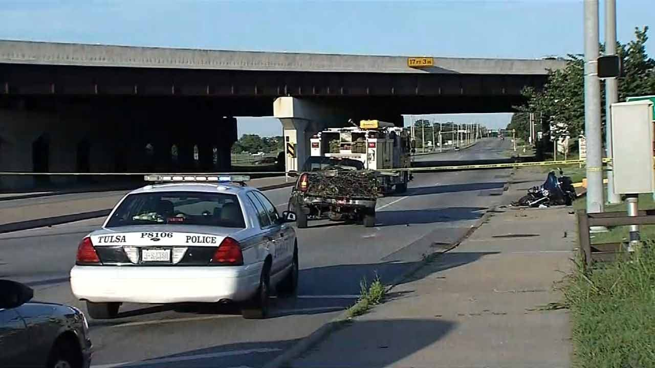TPD Searching For Pickup Driver After Hit-And-Run With Motorcycle