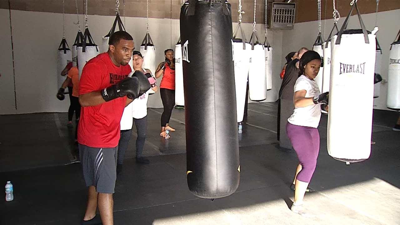 Turley Native, Former UFC Fighter Gerald Harris Opens Training Center In Tulsa