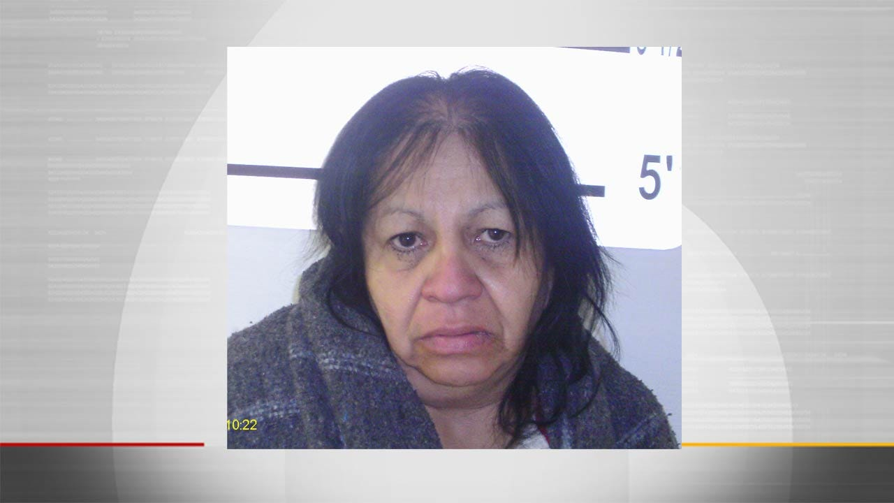Woman Arrested For Breaking Into Cherokee Turnpike Tollbooth Plaza