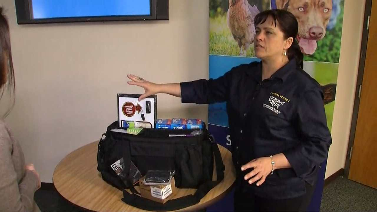 Animal Abuse Training For Oklahoma Law Enforcement