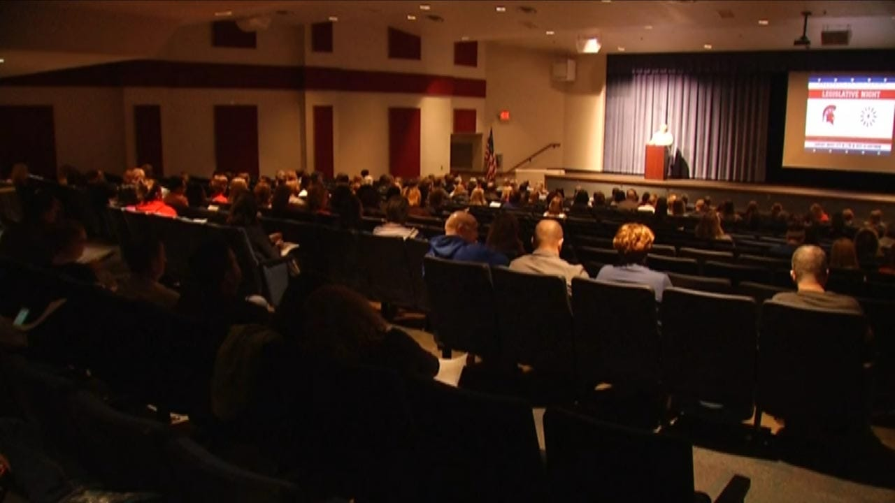 As Cuts Continue, Bixby Parents Plan To Get Answers At Capitol