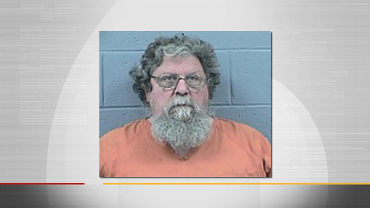 Claremore Man Arrested For Shooting Son 3 Times