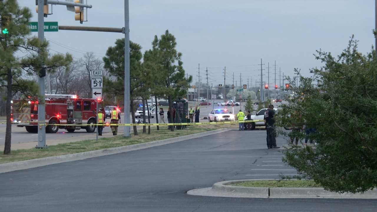 Police Identify Motorcyclist Killed In Tulsa Crash