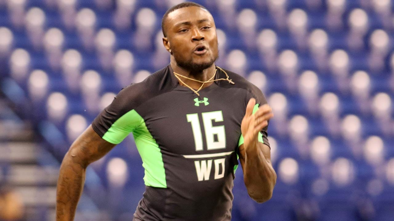 TU Pro Day: Keyarris Garrett Talks NFL Draft, Golden Hurricane Experience