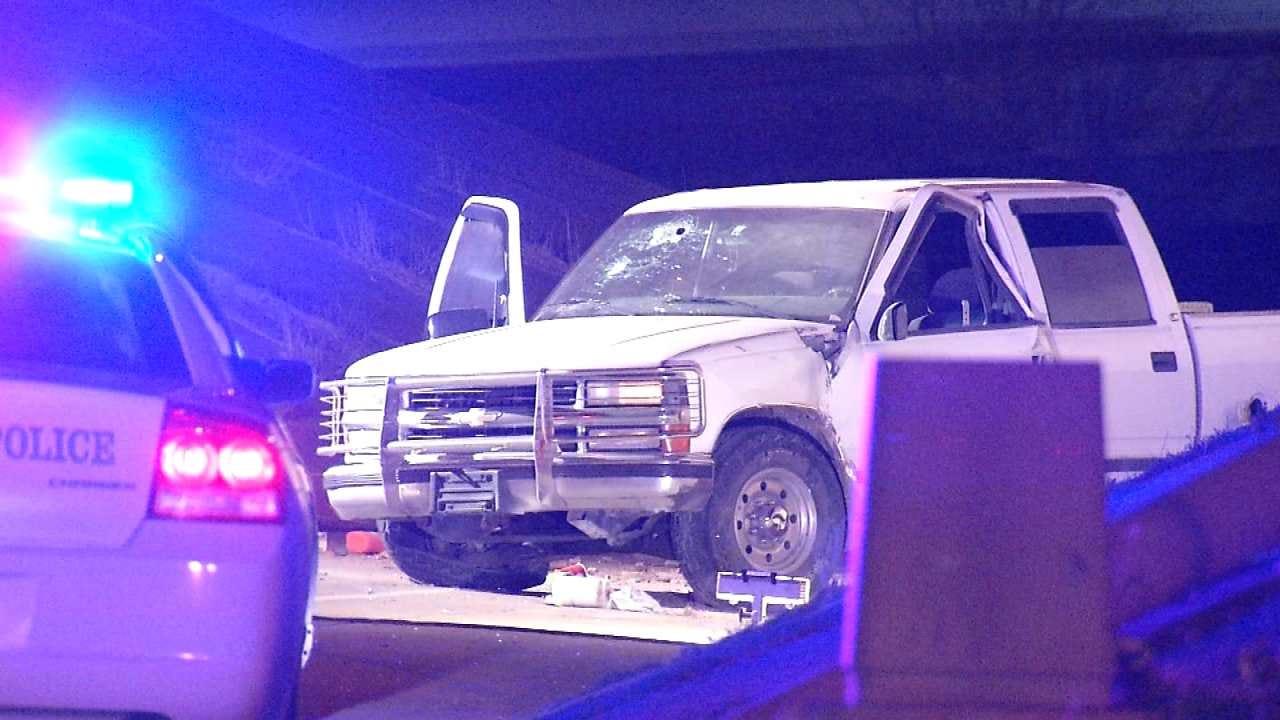 Del City Man Dies In Tulsa Crash
