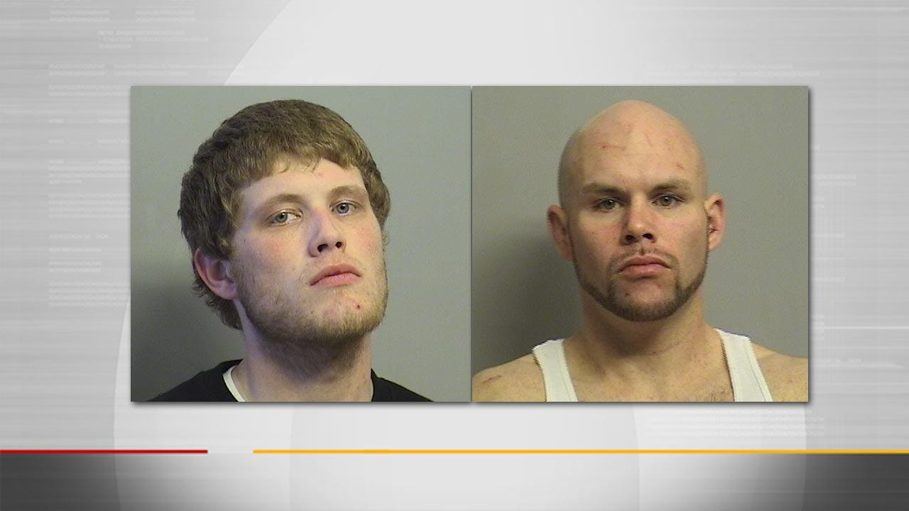 2 Arrested After Chase Through Tulsa In Stolen Vehicle, TPD Says