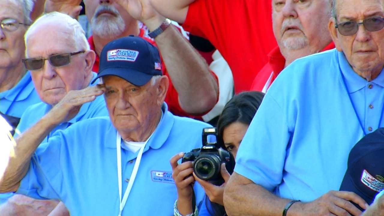 Donors Keep Honor Flights A Reality For Oklahoma Veterans