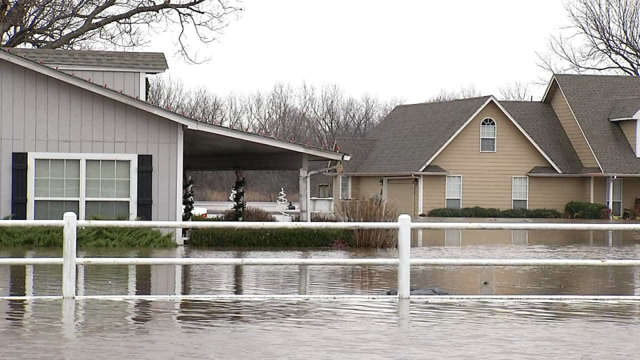 Governor Appeals Denial Of Federal Flood Help For Oklahoma