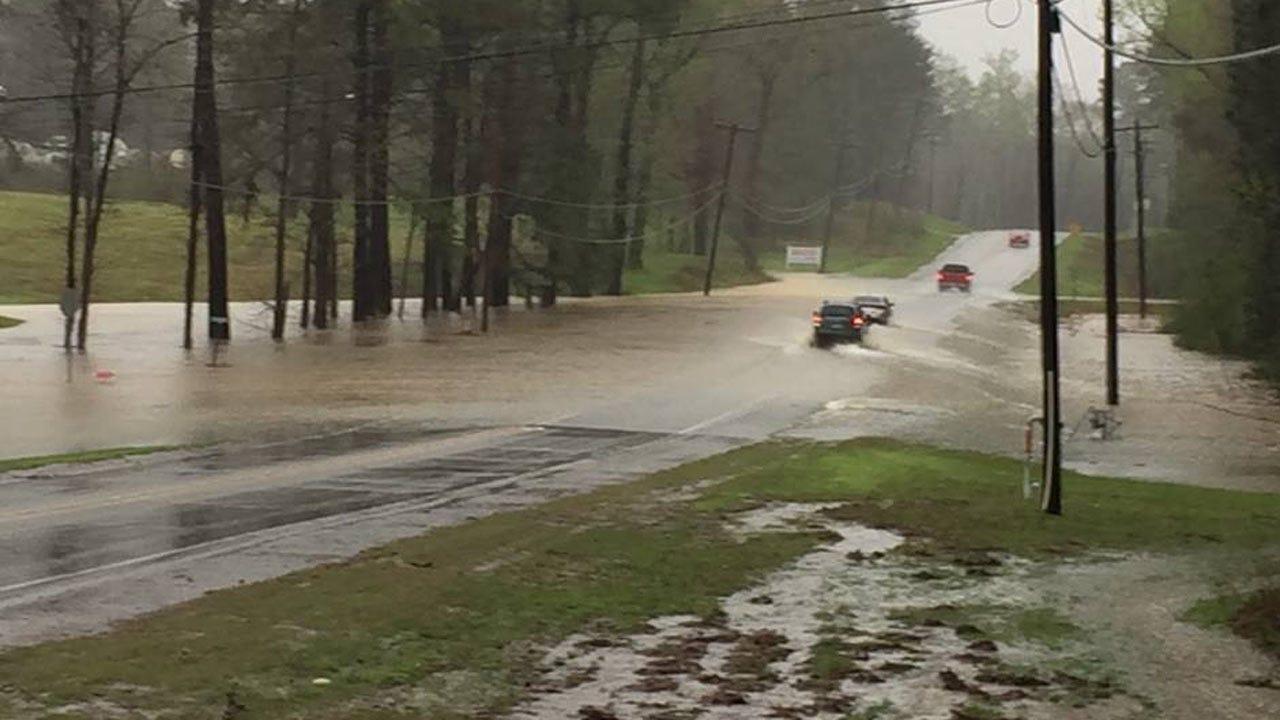 Record Louisiana Floods Continue