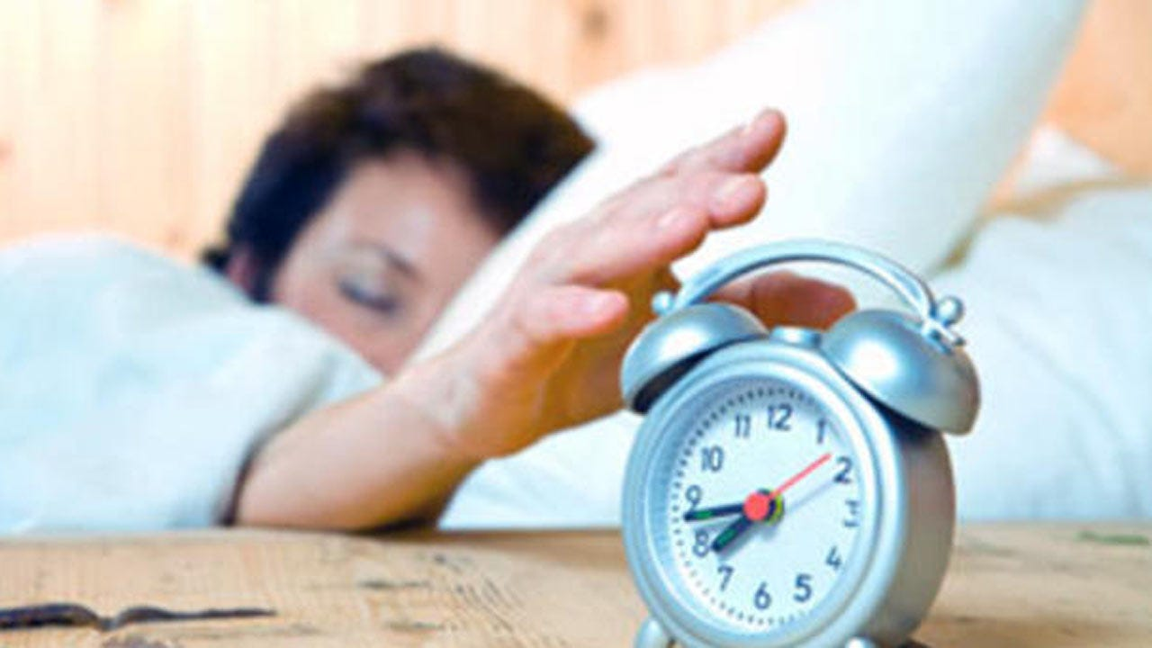 'Spring Forward' Should Remind You To Get More Sleep