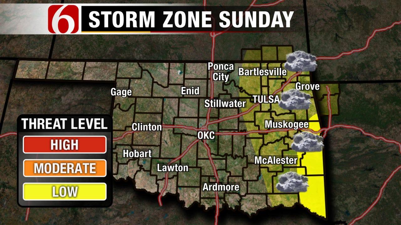 Stacia Knight: Rainy Weekend Forecast, But Sunshine Returns Monday