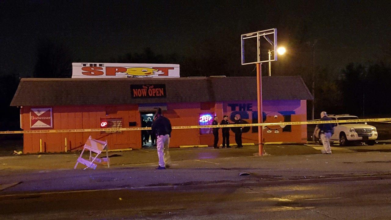 Three People Shot At Crowded Tulsa Nightclub