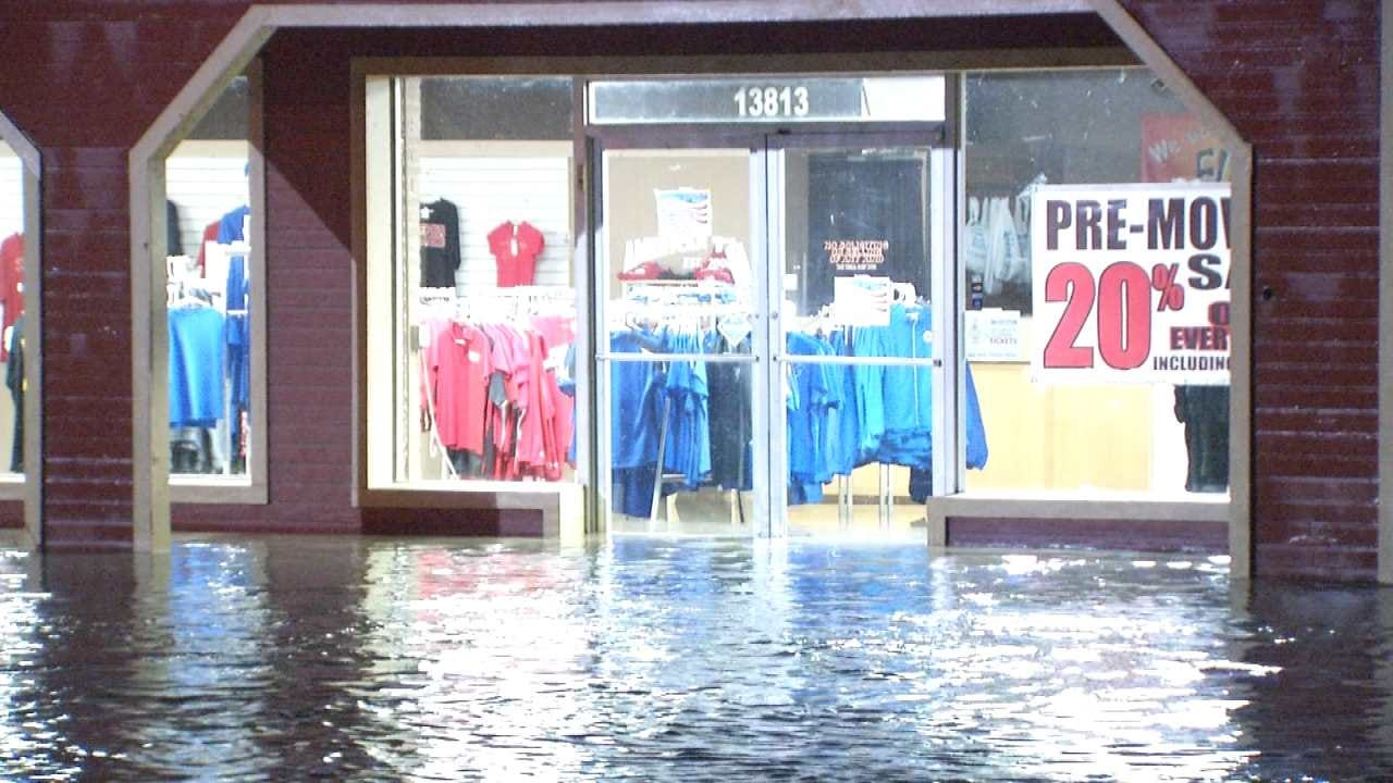 City Of Glenpool Says Vision Package Offers Answer To Flooding