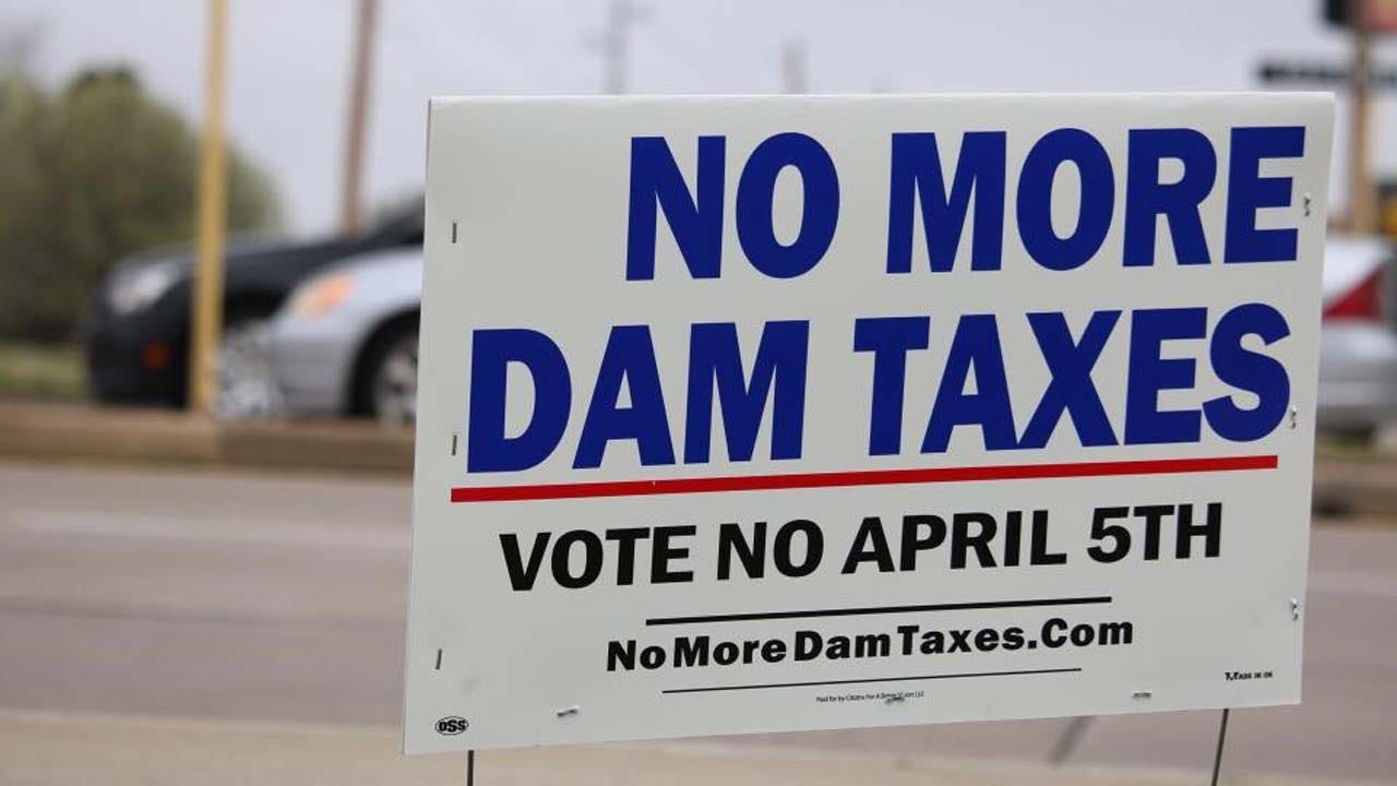 Group Asks Voters to Turn Down Vision Tax