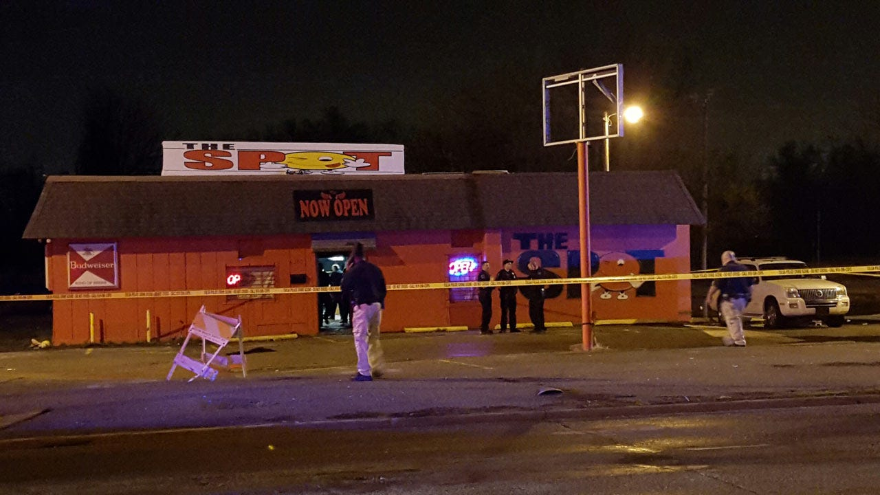 Tulsa Police: No Motive, No Suspects Found In Nightclub Shooting