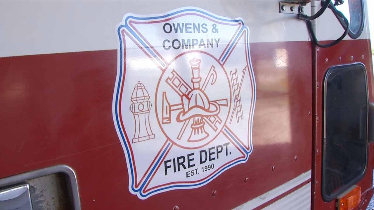 Busy Wildfire Season Taking Toll On Oklahoma Firefighters, Volunteers