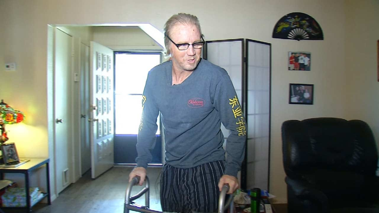 Former MMA Fighter Recovering After Being Shot During Tulsa Armed Robbery