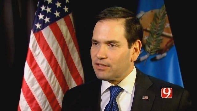 Marco Rubio Suspends His 2016 Presidential Bid