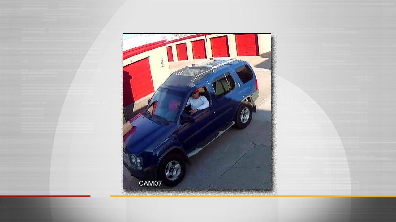 Police Release Photo In Tulsa Storage Unit Burglary