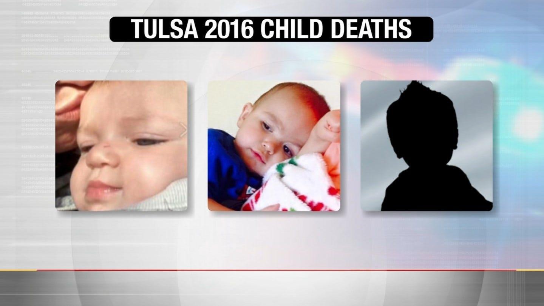 Tulsa Police Arrest Mother's Boyfriend In Death Of 2-Month-Old