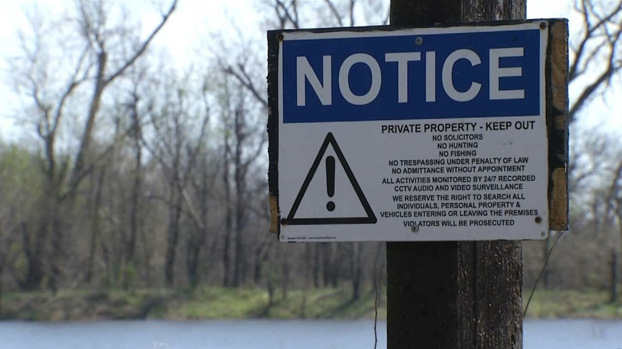 Broken Arrow Lawmaker Wants Limits On Game Warden Access To Private Property