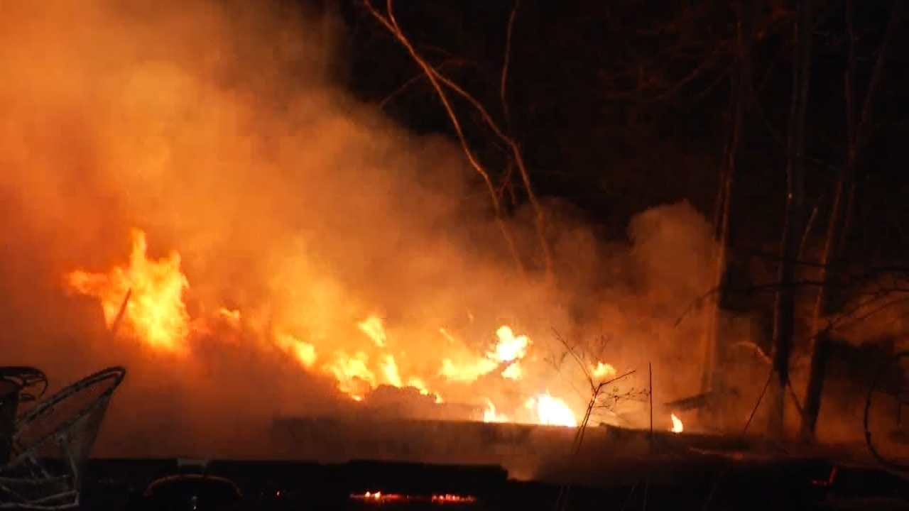 State Fire Marshal's Office To Investigate Creek County House Fire
