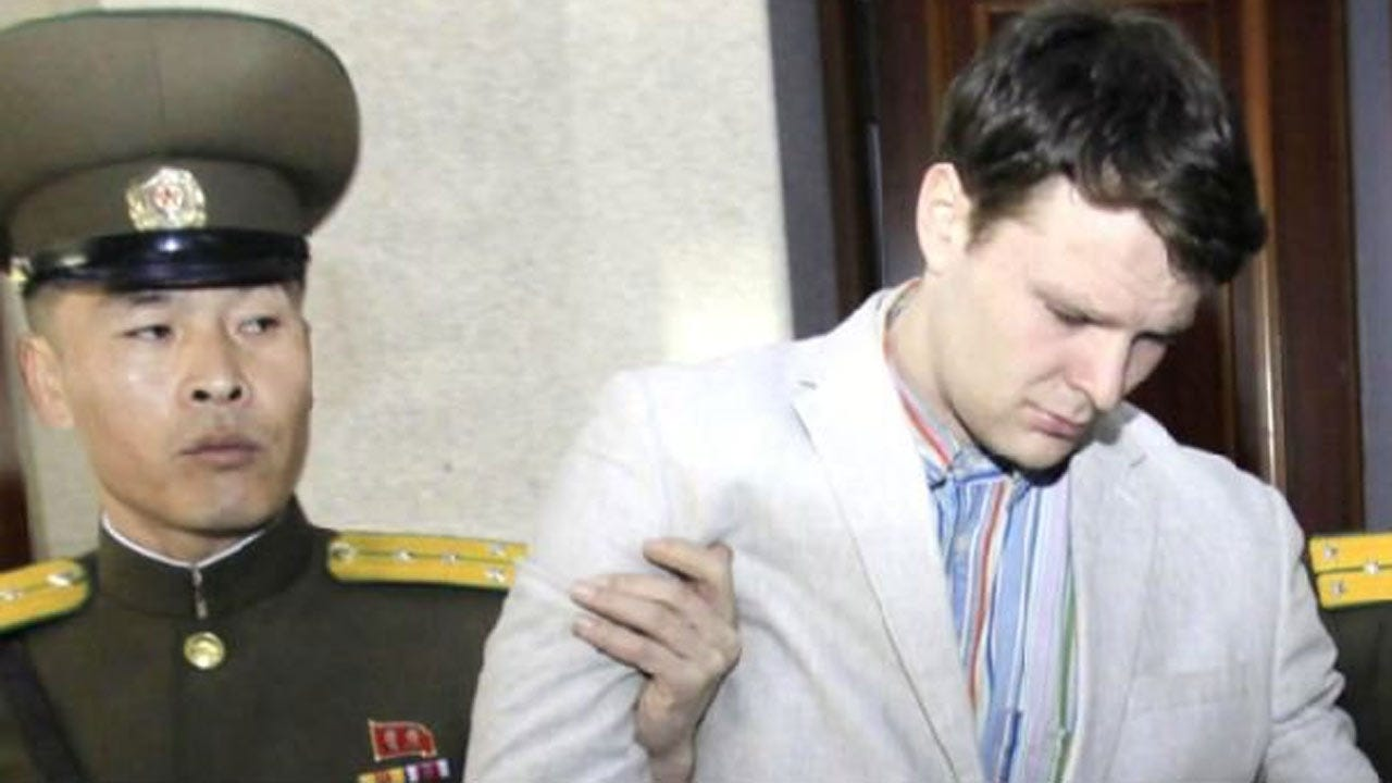 U.S. College Student Gets 15 Years Hard Labor In North Korea