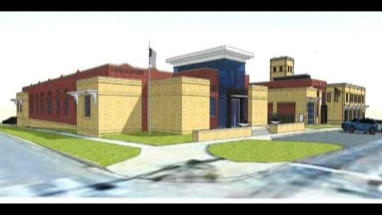 New Building To Bring Bartlesville Public Safety Complex Into Modern Era