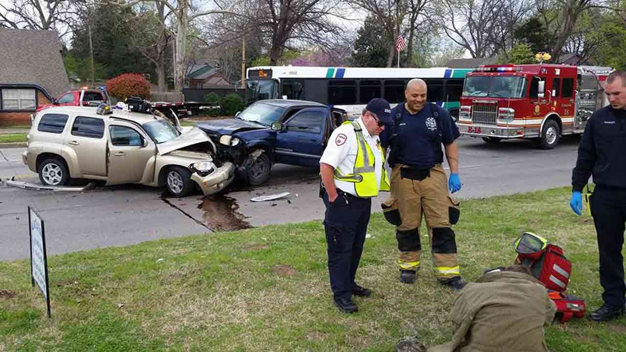 Police: Medical Condition May Have Led To Tulsa Crash