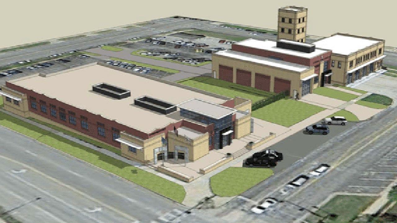 Work On New Bartlesville Public Safety Complex Set To Begin