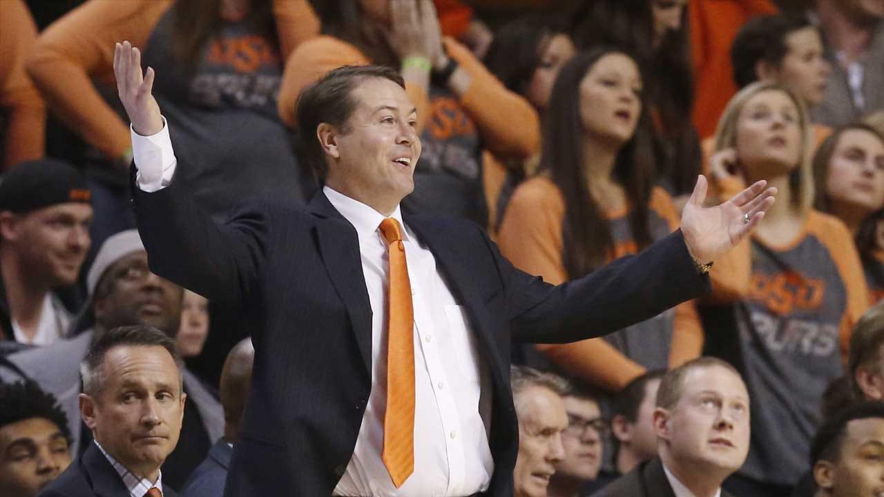 OSU, Head Basketball Coach Travis Ford Parting Ways