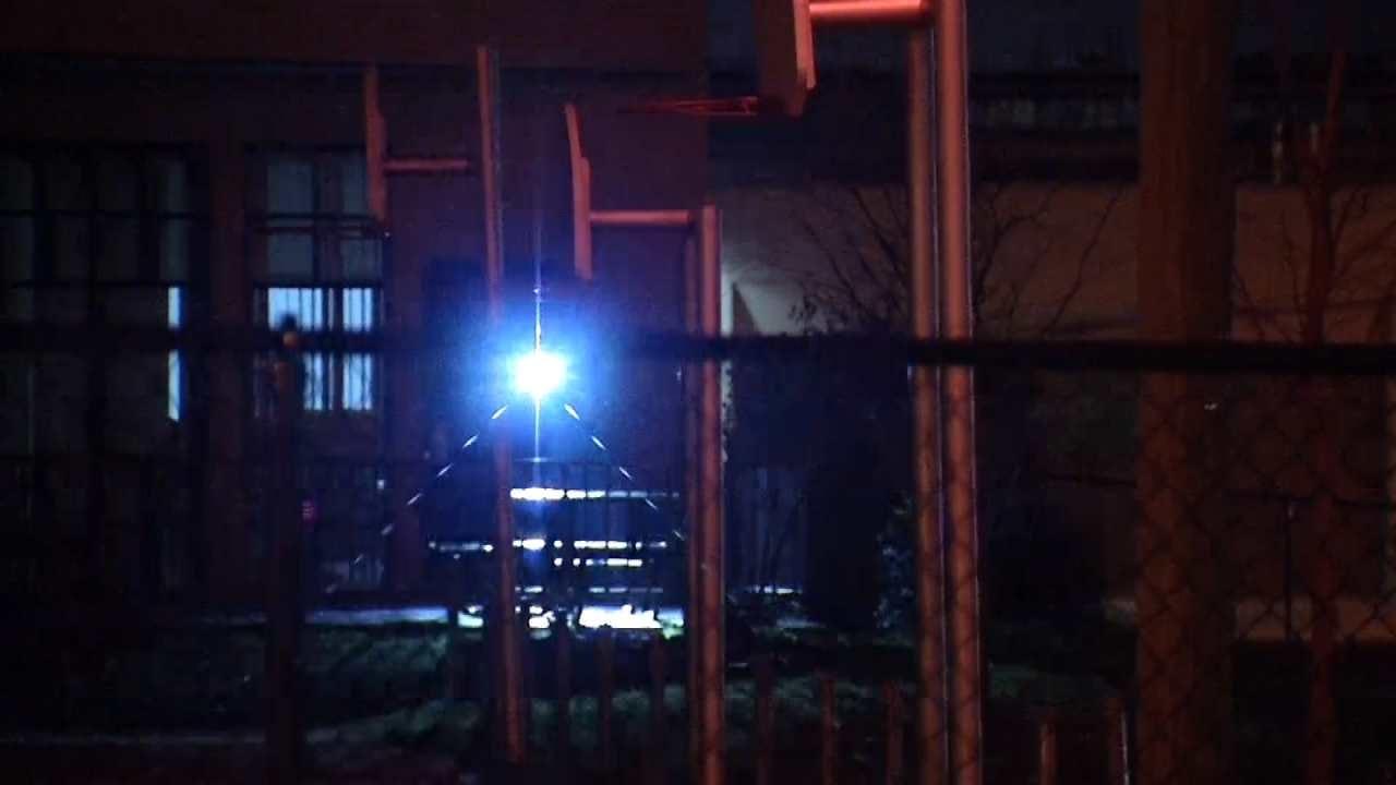 Teen In Custody After Tulsa School Break-In
