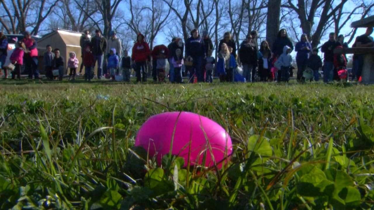 Bixby Easter Egg Hunt Fun For All