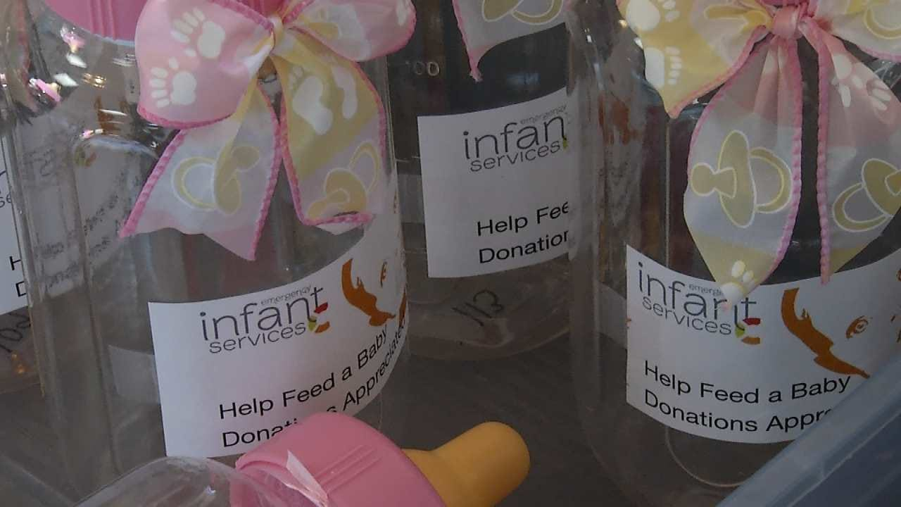 Citywide Baby Shower Nets More Than $17,000 In Goods For Nonprofit