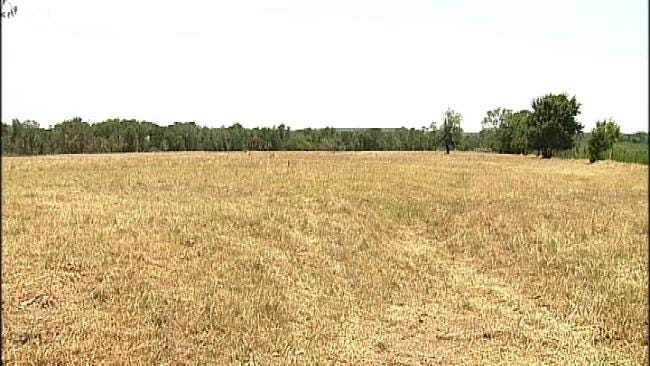 Even With Plentiful Rain, Western Oklahoma Swath Remains Dry