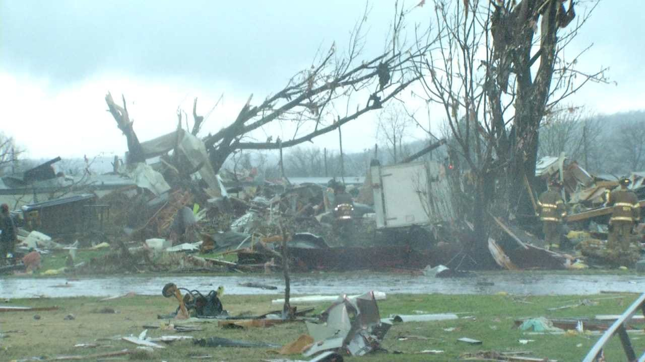Keystone Lake Tornado Victims Look Back On Grim Anniversary