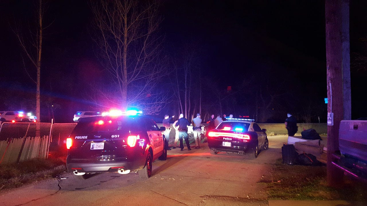Police: Driver Arrested After Sand Springs Stolen Pickup Chase