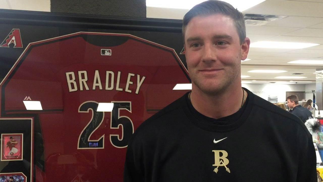 B.A. Alumni, Arizona D-Backs Pitcher Archie Bradley Stuns In Spring Debut