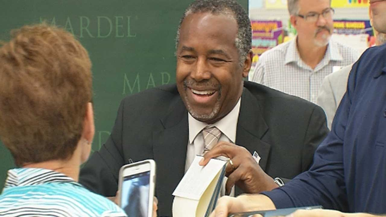 Ben Carson: 'No Path Forward' To GOP Presidential Nomination