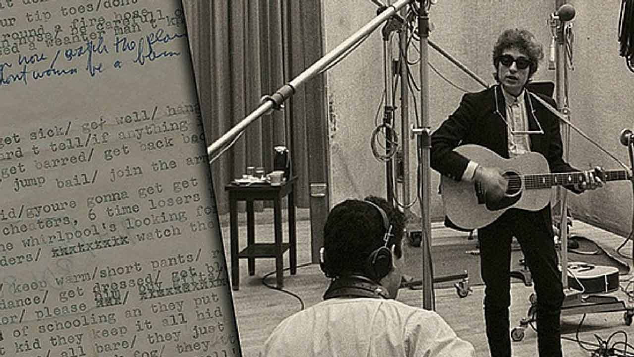 Bob Dylan's Archives Coming To Tulsa