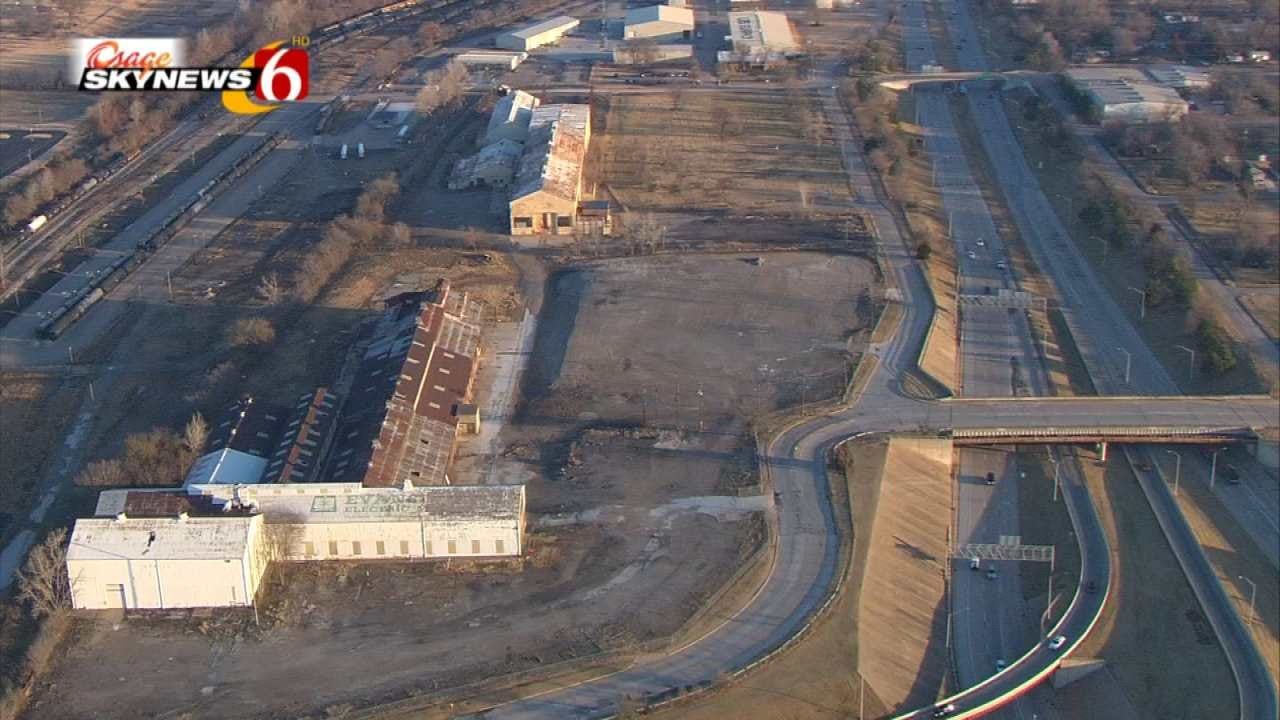 City, Texas Developer Working On Plan To Develop Empty Tulsa Industrial Site
