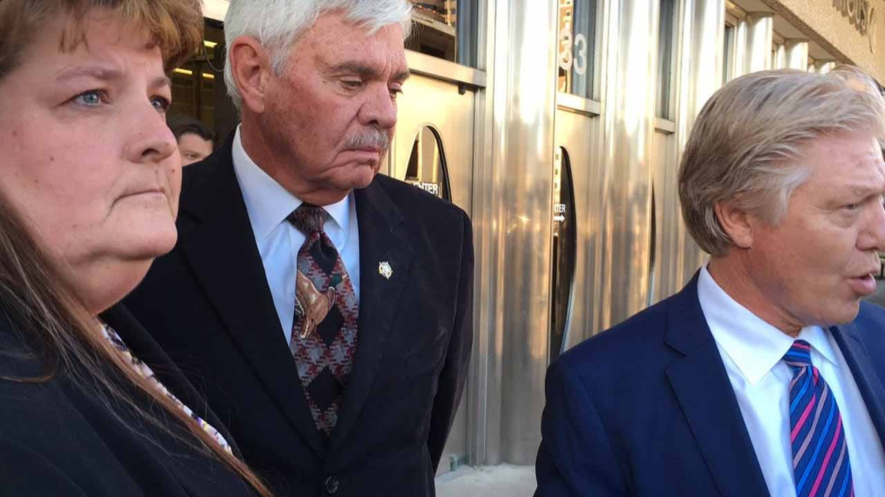 Jury Finds Against Former Tulsa County Sheriff In Federal Trial