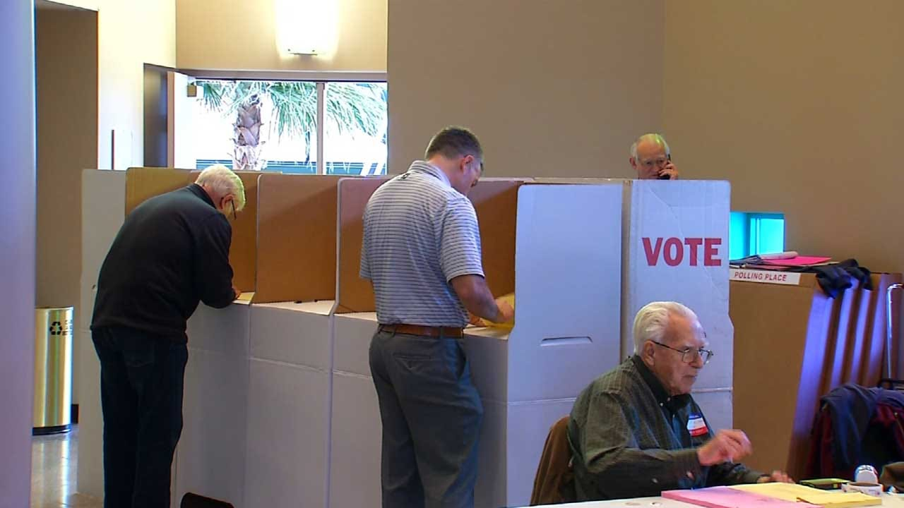 Tulsa County Sees Record Turnout On Super Tuesday