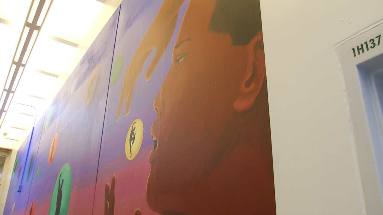 Tulsa Inmates Channel Art Into Life Skills