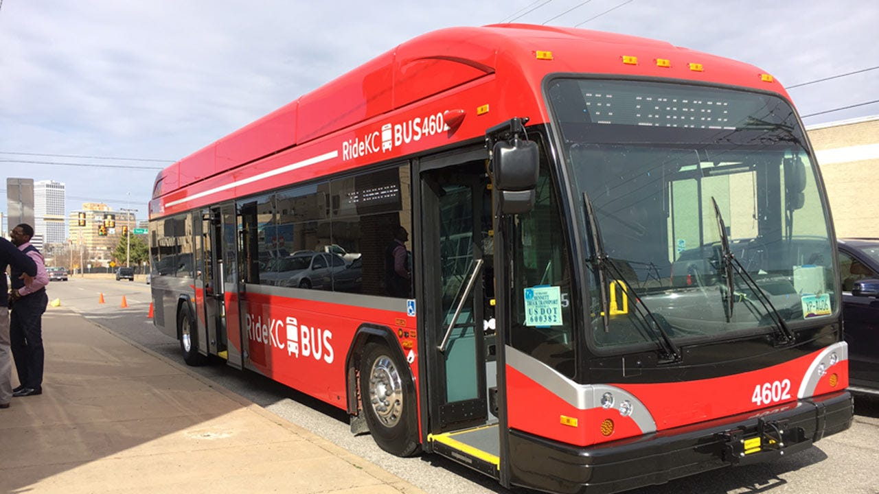 Tulsa Transit Demonstrates New Bus It Wants To Buy