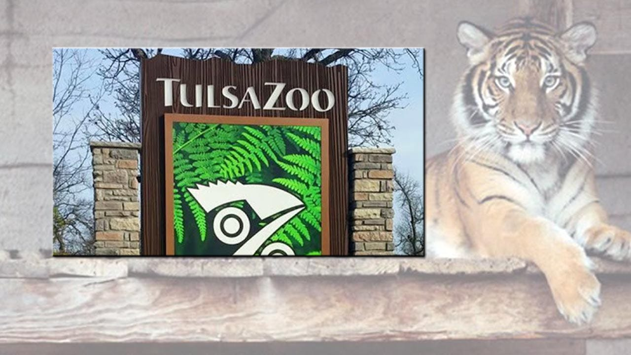 Tulsa Zoo: Water Service Restored After Contractor Cuts Pipe